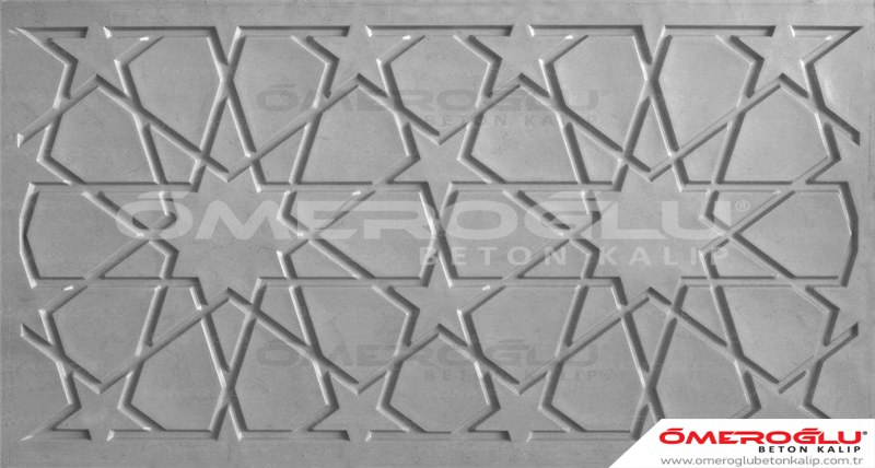 Star Beton Form Design  - 136